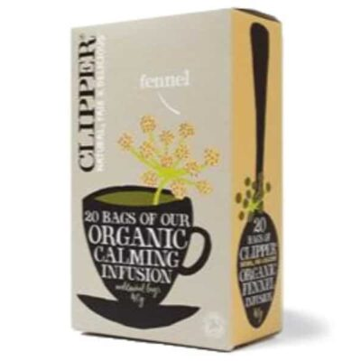 Organic Fennel Infusion Tea