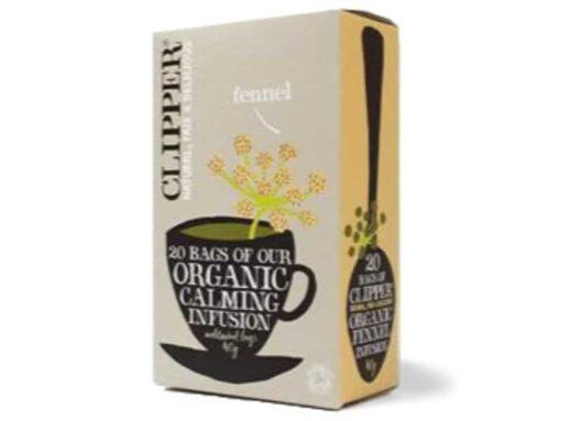 Organic Fennel Infusion Tea