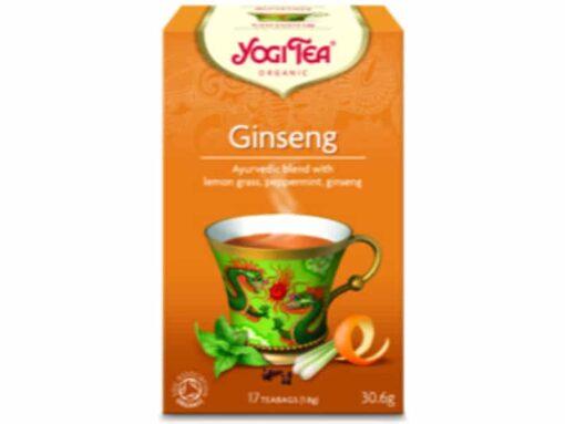 Yogi Tea Ginseng Organic Tea