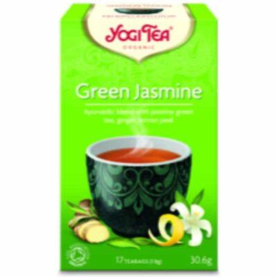 Yogi Tea Green Jasmine Organic Tea