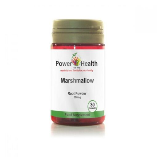 Marshmallow capsules