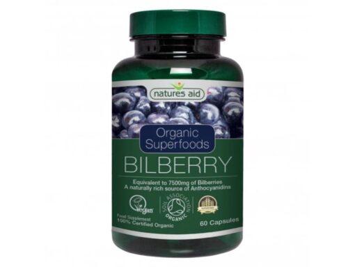 Organic Bilberry