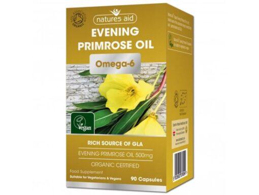 Organic Evening Primrose Oil 1