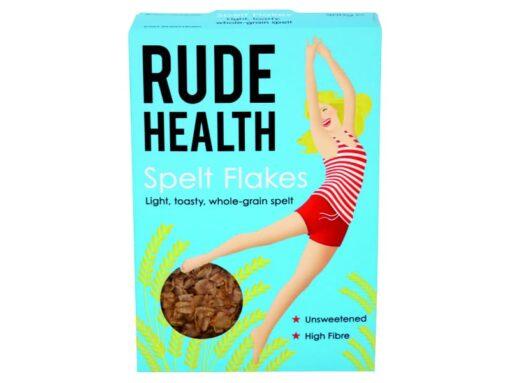 Spelt Flakes - Rude Health