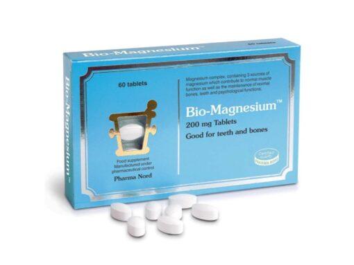 Bio-Magnesium Pharma Nord 60 Tablets