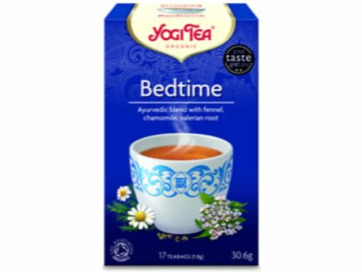 bedtime organic tea