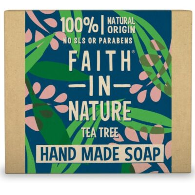 Tea Tree Pure Vegetable Soap