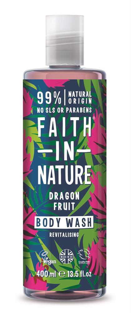 Faith In Nature Dragon Fruit Body Wash