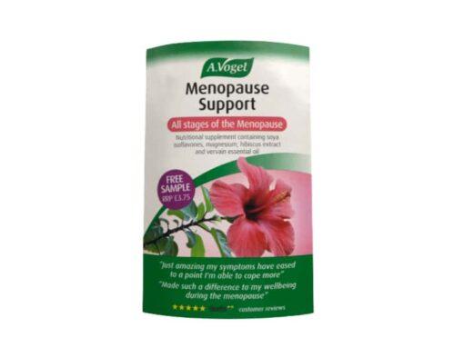 menopause support sample